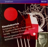 CHOSTAKOVITCH - Haitink - Symphonie n°14 op.135