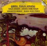 GRIEG - Dumay - Sonate pour violon et piano n°2 en sol majeur op.13