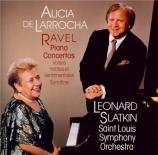 RAVEL - De Larrocha - Concerto pour piano et orchestre en sol majeur