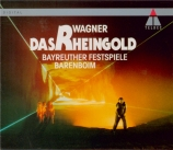 WAGNER - Barenboim - Das Rheingold (L'or du Rhin) WWV.86a