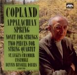 COPLAND - Russell Davies - Appalachian Spring