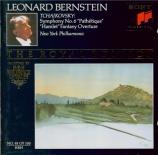 TCHAIKOVSKY - Bernstein - Symphonie n°6 en si mineur op.74 'Pathétique'