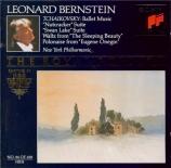 TCHAIKOVSKY - Bernstein - Casse-noisette, suite de ballet n°1 op.71a