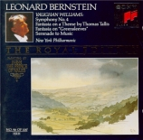 VAUGHAN WILLIAMS - Bernstein - Symphonie n°4