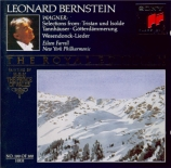 WAGNER - Bernstein - Tannhäuser WWV.70 : ouverture