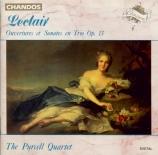 LECLAIR - Purcell Quartet - Trois ouvertures et trois sonates en trio op