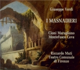 VERDI - Muti - I masnadieri (Les brigands), opéra en quatre actes Live Firenze 16 - 12 - 1969