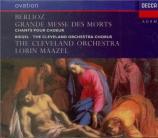 BERLIOZ - Maazel - Requiem op.5 (Grande messe des morts)