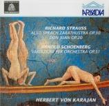 STRAUSS - Karajan - Ainsi parlait Zarathustra op.30 (Also sprach Z