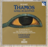 MOZART - Gardiner - Thamos, König in Ägypten (Thamos, roi d'Egypte), mus