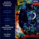MESSIAEN - Chailly - Turangalila symphonie