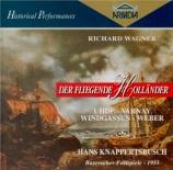 WAGNER - Knappertsbusch - Der fliegende Holländer (Le vaisseau fantôme) live Bayreuth 25 - 7 - 55