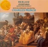 BERLIOZ - Munch - Le carnaval romain op.9