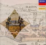 HAYDN - Dorati - Vingt-quatre menuets pour orchestre Hob.IX:16