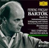 BARTOK - Fricsay - Musique pour cordes, percussions et celesta Sz.106 BB