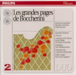 Les grandes pages de Boccherini