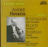 SCHUMANN - Navarra - Concerto pour violoncelle et orchestre en la mineur