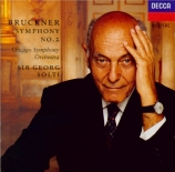BRUCKNER - Solti - Symphonie n°2 en ut mineur WAB 102