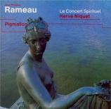 RAMEAU - Niquet - Pygmalion