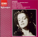 WAGNER - Karajan - Die Walküre WWV.86b : acte 3
