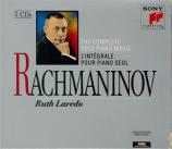 Intégrale pour piano seul Vol.1 à 5