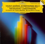 SAINT-SAËNS - Chung - Symphonie n°3 'Avec orgue'