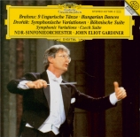 DVORAK - Gardiner - Variations symphoniques pour orchestre op.78 B.70