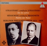 STRAVINSKY - Stravinsky - Jeu de cartes, ballet en 3 'donnes', pour orch