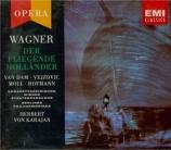 WAGNER - Karajan - Der fliegende Holländer (Le vaisseau fantôme) WWV.63