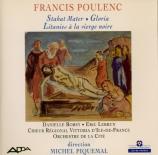 POULENC - Piquemal - Stabat Mater, pour soprano, chœur mixte à cinq voix