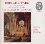SHEPPARD - Wulstan - Spiritus Sanctus