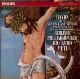 HAYDN - Muti - Les sept dernières paroles du Christ sur la croix, versio