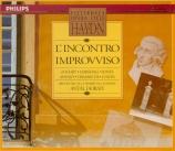 HAYDN - Dorati - L'Incontro improvviso (La rencontre imprévue), opéra en