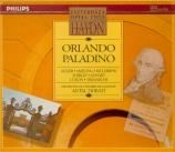 HAYDN - Dorati - Orlando paladino (Roland paladin), opéra en trois actes