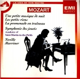 MOZART - Marriner - Sérénade pour cordes n°13 'Eine kleine Nachtmusik' K