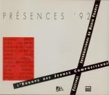 Présences 92 (Festival International Radio France )
