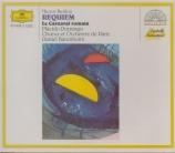 BERLIOZ - Barenboim - Requiem op.5 (Grande messe des morts)