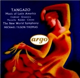 Tangazo : Music of Latin America