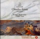 BRAHMS - Arrau - Vingt-cinq variations et fugue, pour piano sur un thème
