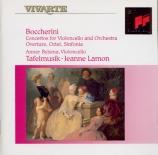 BOCCHERINI - Bylsma - Concerto pour violoncelle et orchestre en do majeu