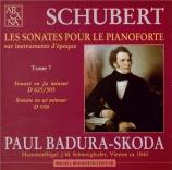 Sonates pour le piano-forte Vol.7