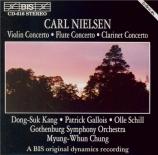 NIELSEN - Chung - Concerto pour violon op.33