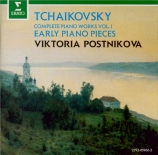 Complete Piano Works Vol.1 : Early Piano Pieces