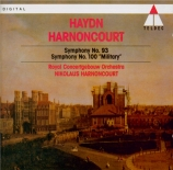 HAYDN - Harnoncourt - Symphonie n°93 en ré majeur Hob.I:93
