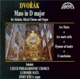 DVORAK - Matl - Messe op.86