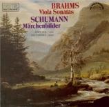 BRAHMS - Suk - Sonate pour alto et piano n°1 en fa mineur op.120 n°1