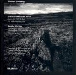 BACH - Demenga - Suite pour violoncelle seul n°1 BWV 1007