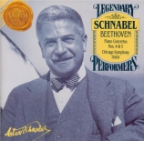 BEETHOVEN - Schnabel - Concerto pour piano n°4 en sol majeur op.58