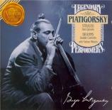 STRAUSS - Piatigorsky - Don Quixote, pour violoncelle, alto et grand orc