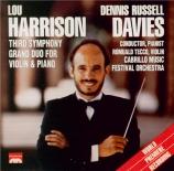 HARRISON - Russell Davies - Symphonie n°3